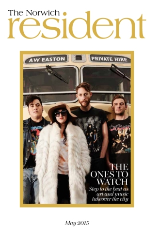 Norwich Resident COVER May 2015-2